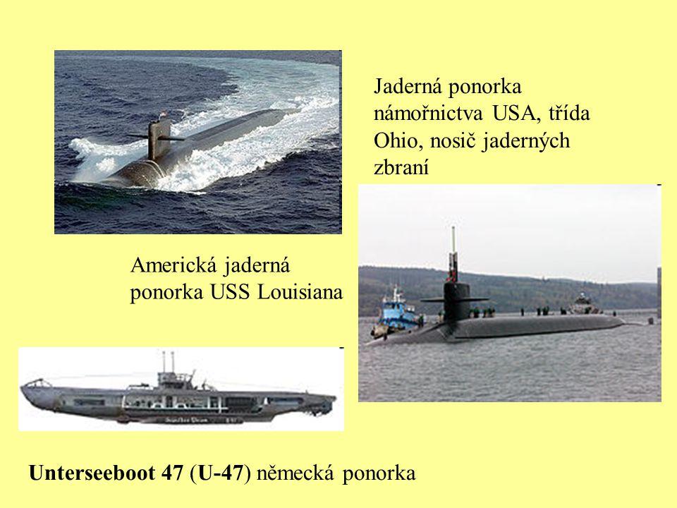 Jaderná ponorka námořnictva USA, třída Ohio, nosič jaderných zbraní