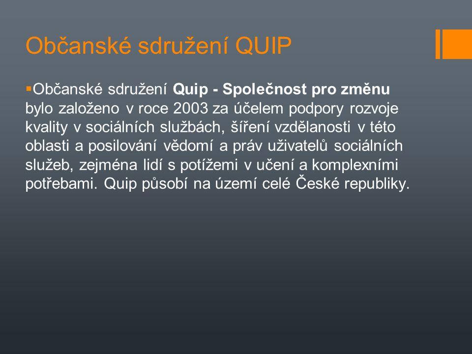 Občanské sdružení QUIP