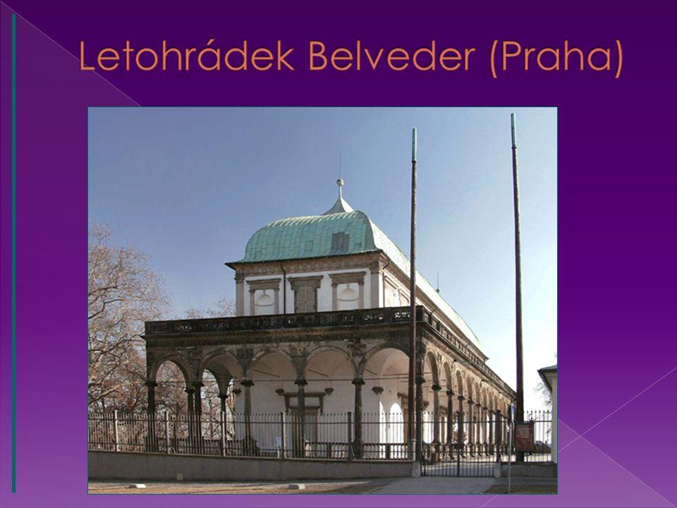 Letohrádek Belveder (Praha)