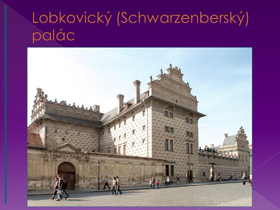 Lobkovický (Schwarzenberský) palác