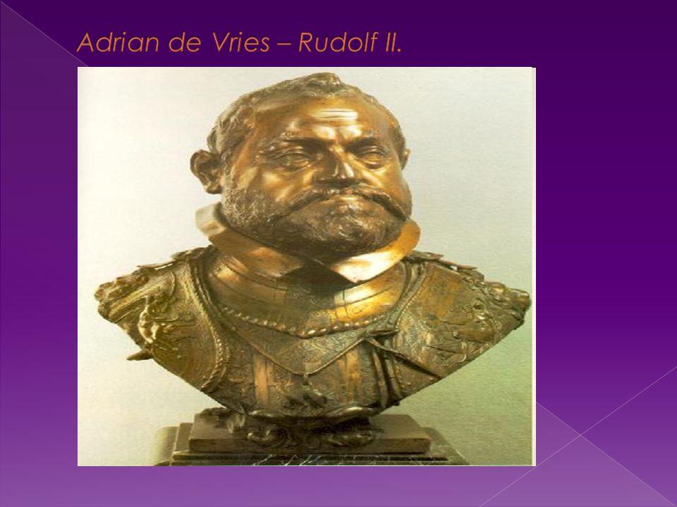 Adrian de Vries – Rudolf II.