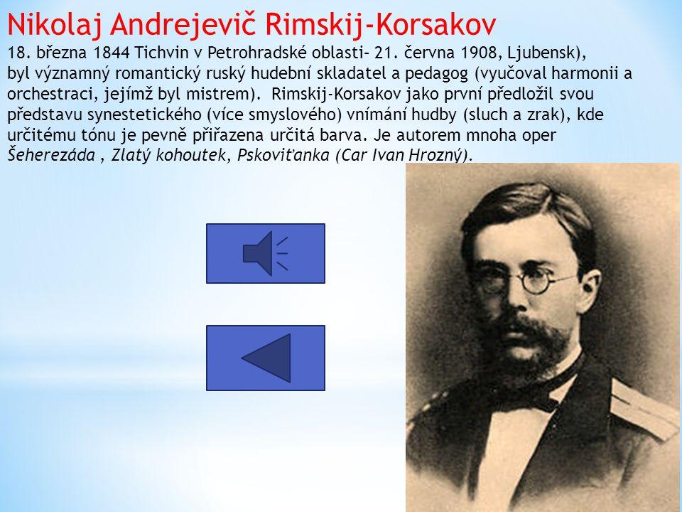 Nikolaj Andrejevič Rimskij-Korsakov 18