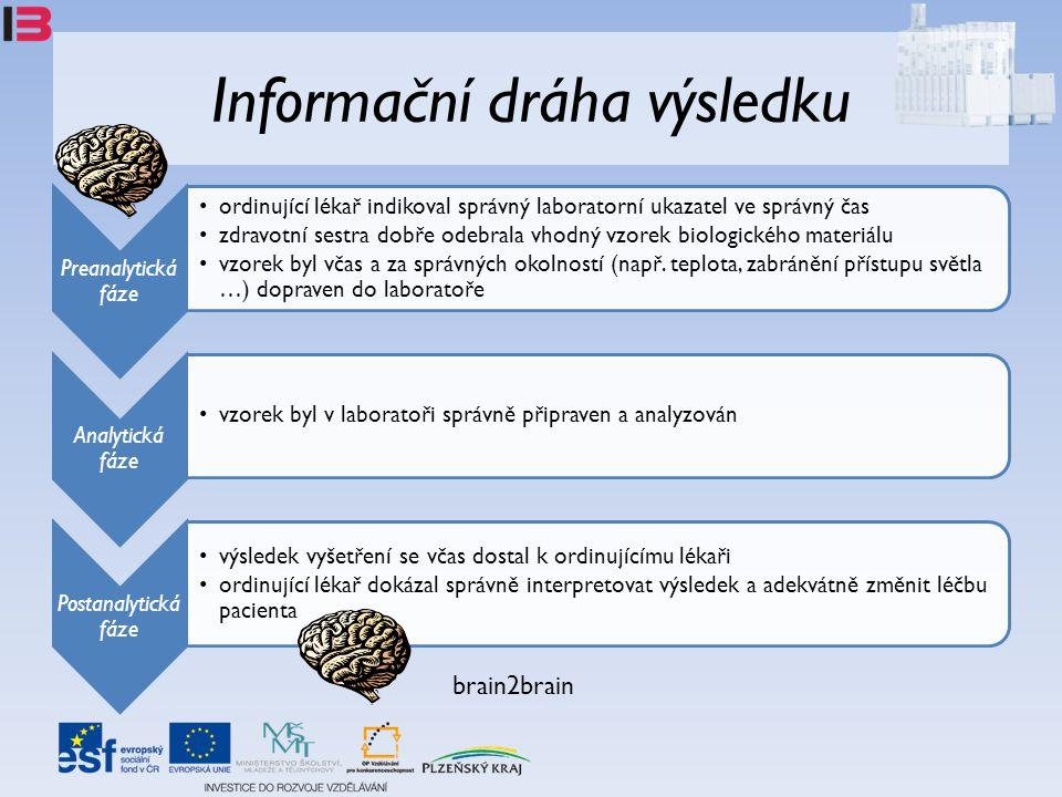 Informační dráha výsledku