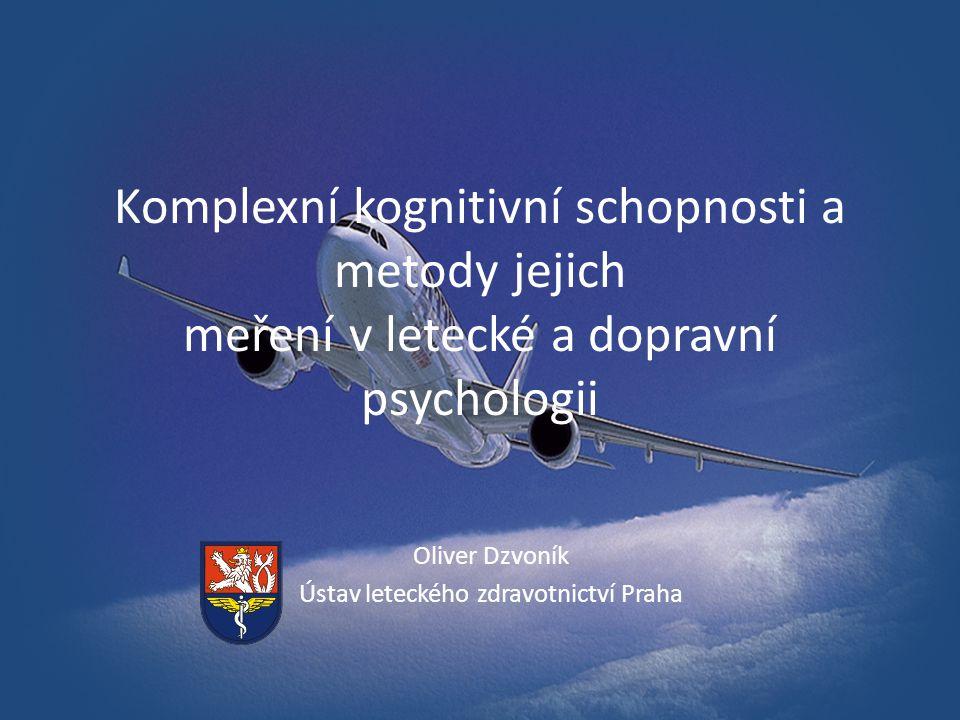 Oliver Dzvoník Ústav leteckého zdravotnictví Praha
