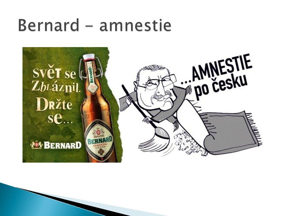 Bernard - amnestie