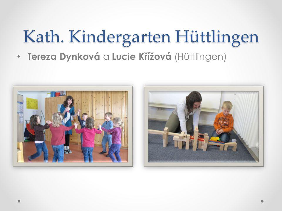 Kath. Kindergarten Hüttlingen