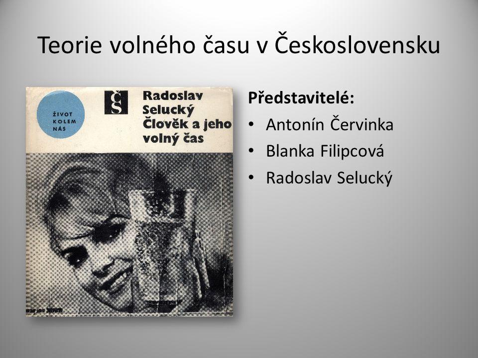Teorie volného času v Československu