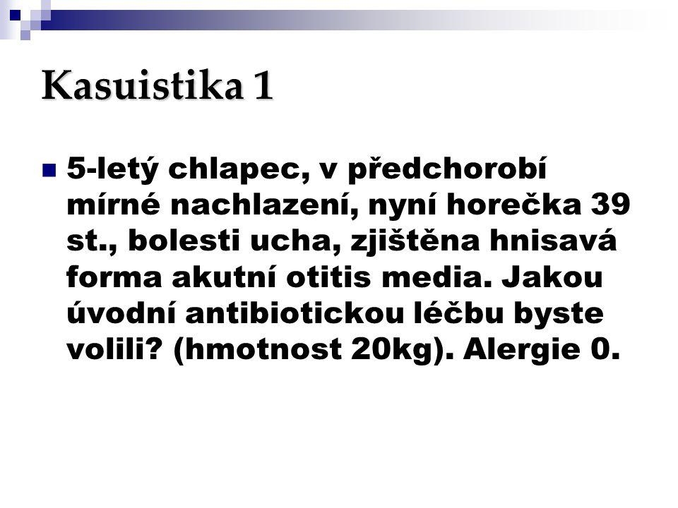 Kasuistika 1