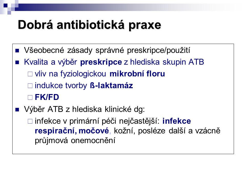 Dobrá antibiotická praxe