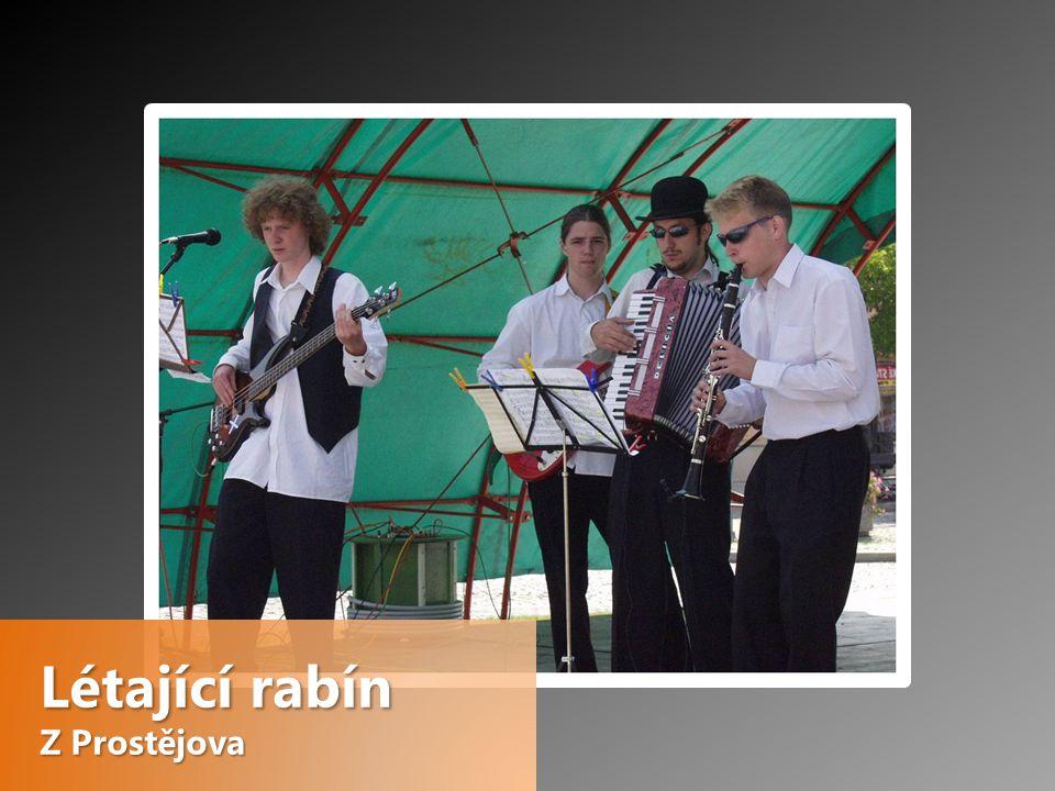 Létající rabín Z Prostějova