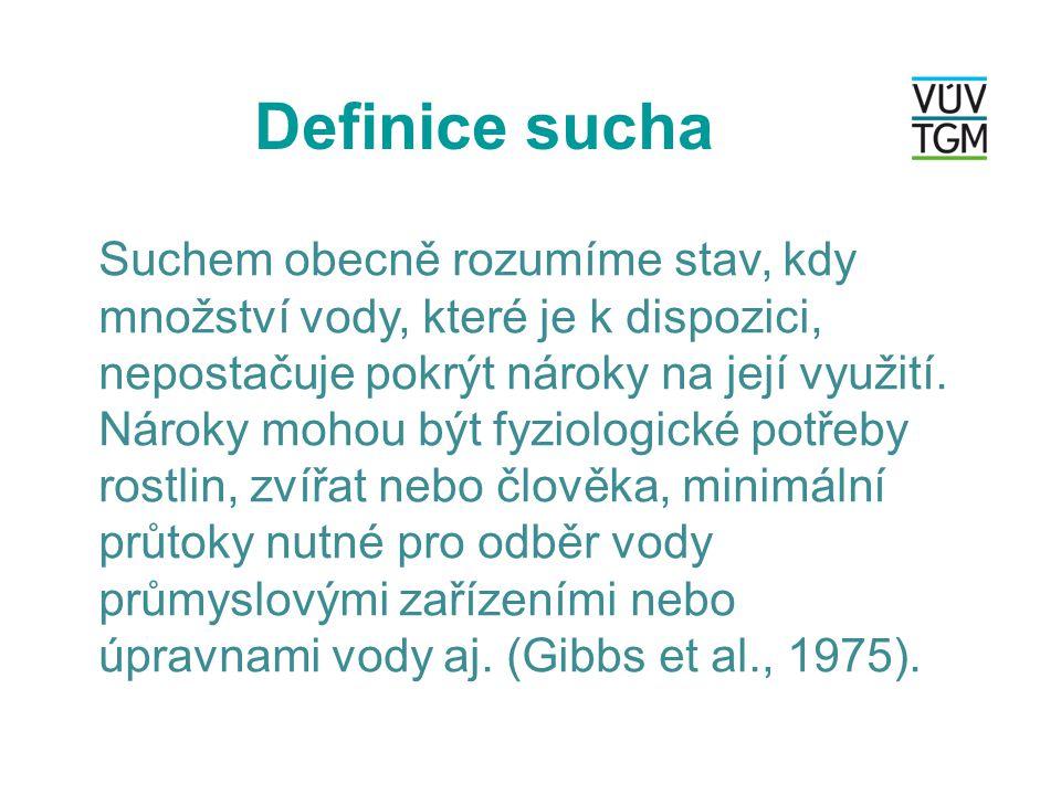 Definice sucha
