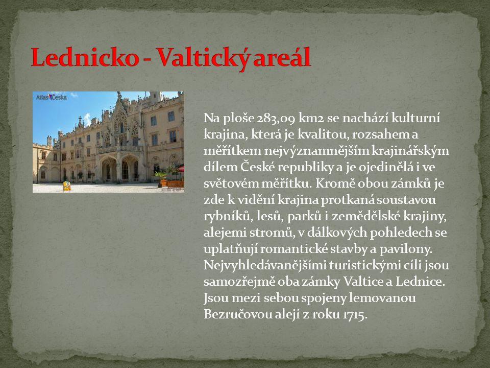 Lednicko - Valtický areál