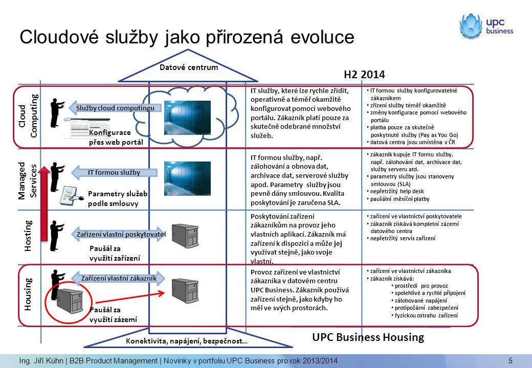Cloudové služby jako přirozená evoluce