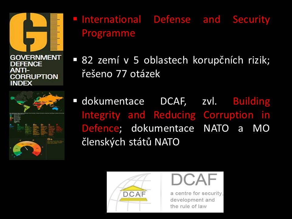 International Defense and Security Programme