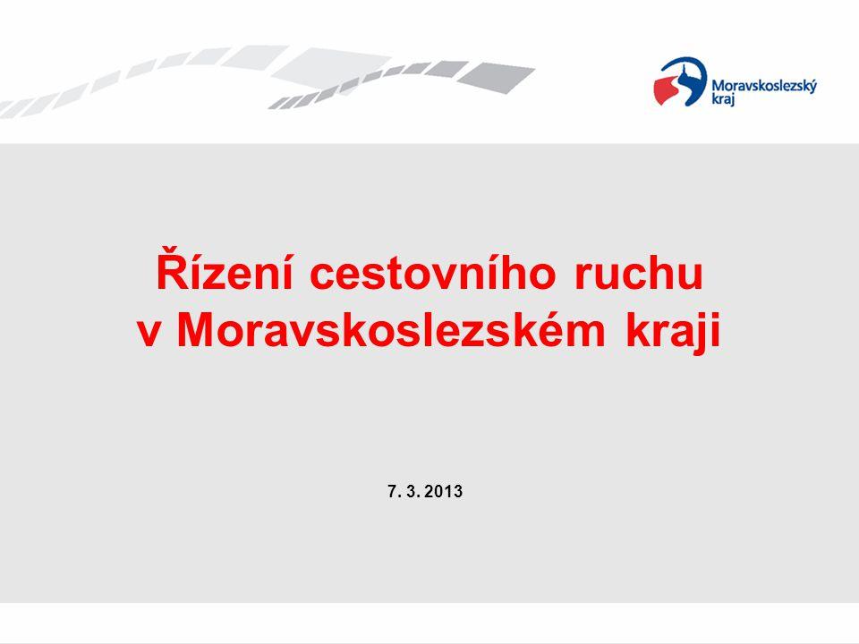 Řízení cestovního ruchu v Moravskoslezském kraji