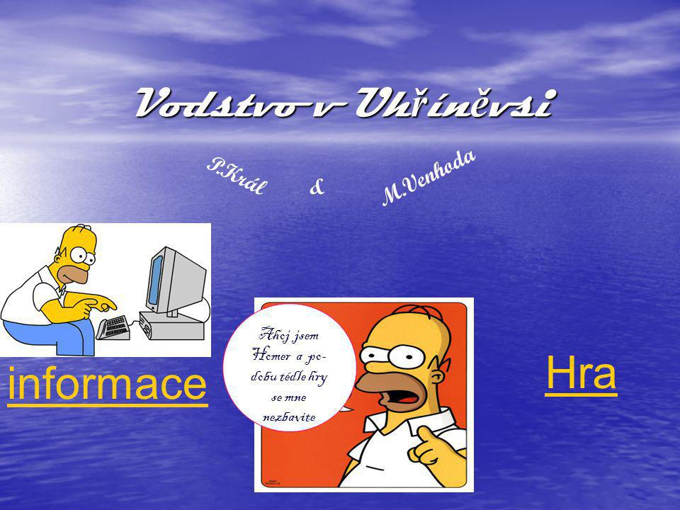 Ahoj jsem Homer a po- dobu tédle hry se mne nezbavite
