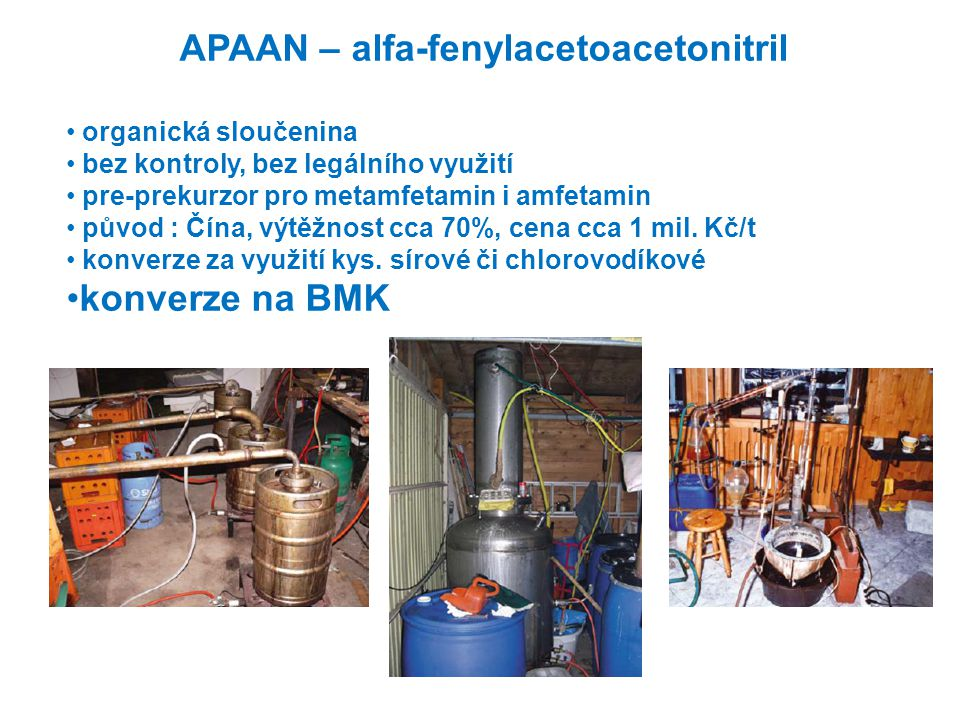 APAAN – alfa-fenylacetoacetonitril