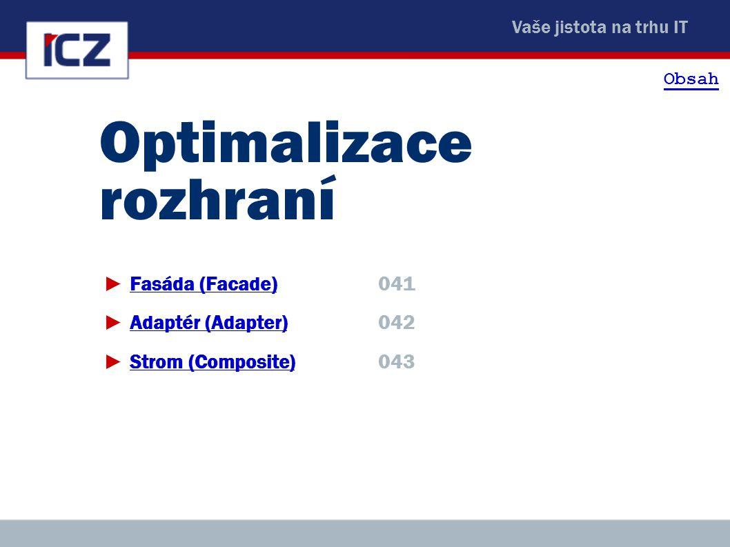 04 Optimalizace rozhraní 04