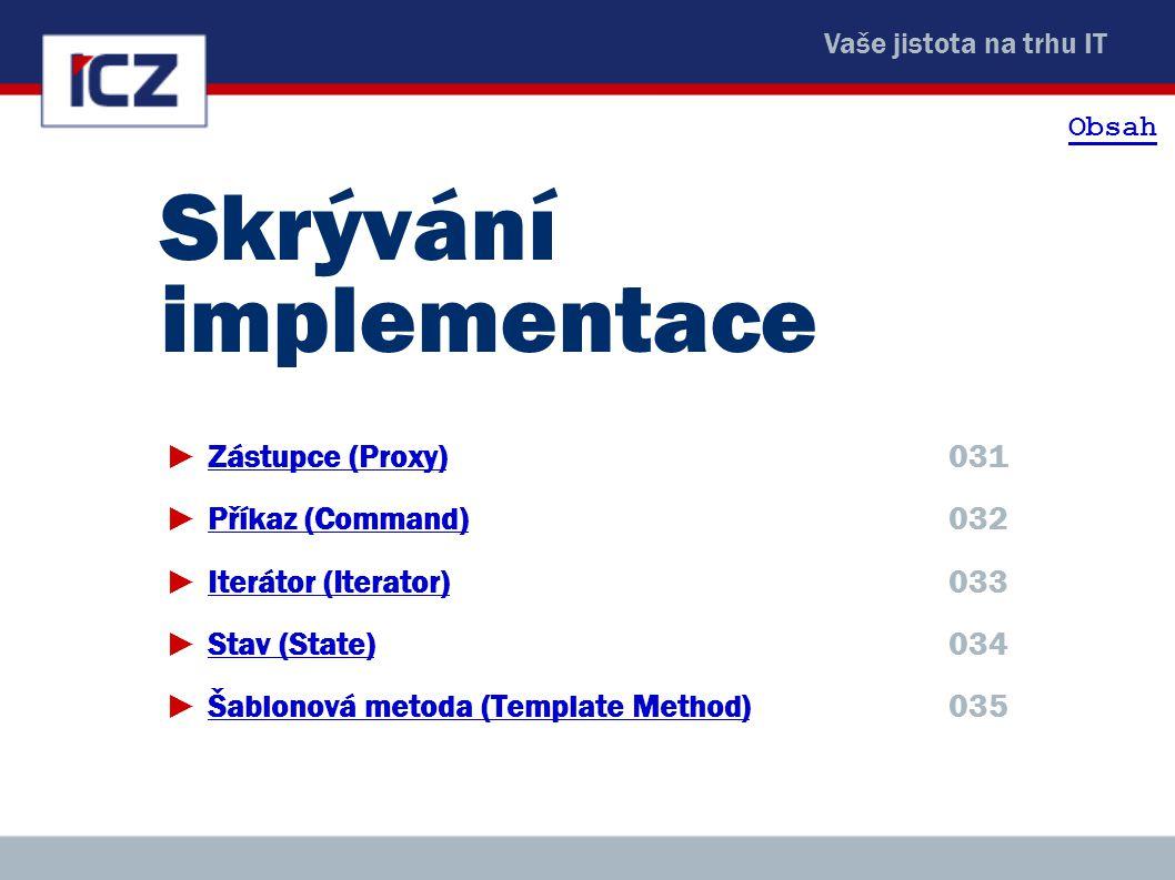 03 Skrývání implementace 03