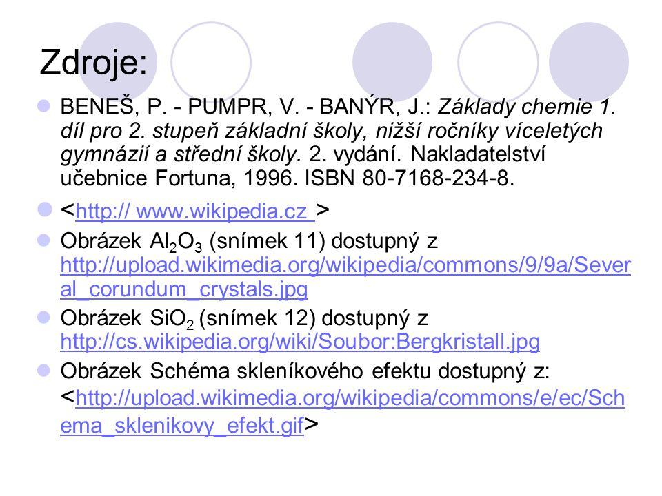 Zdroje: <http:// www.wikipedia.cz >