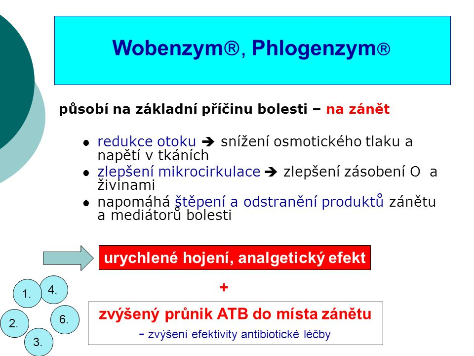 Wobenzym, Phlogenzym