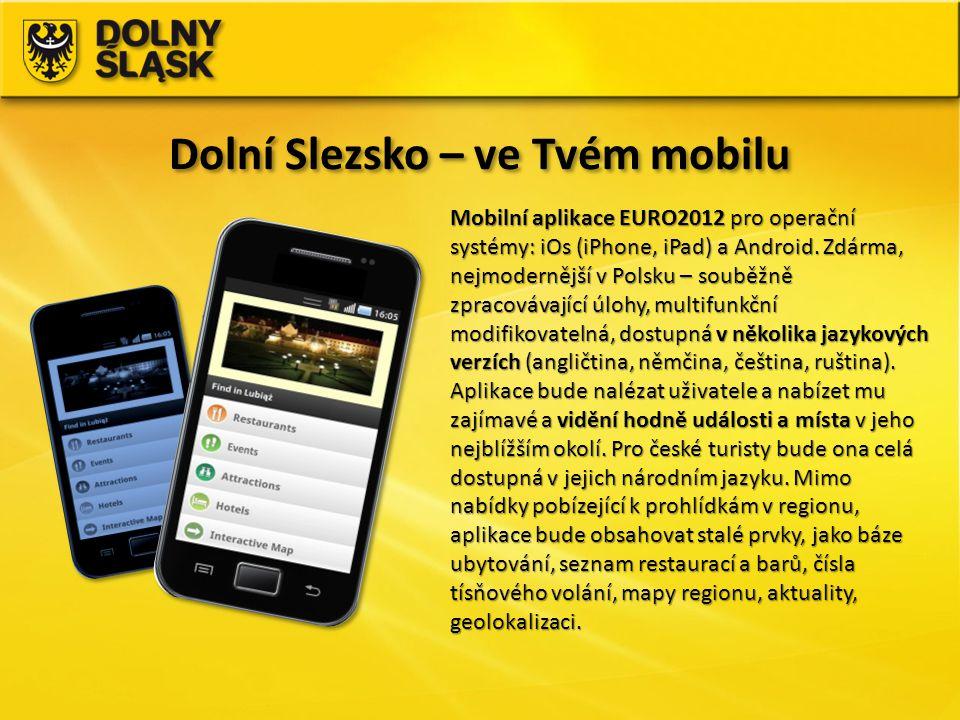 Dolní Slezsko – ve Tvém mobilu