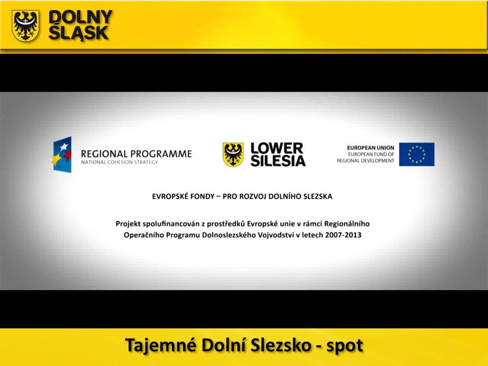 Tajemné Dolní Slezsko - spot