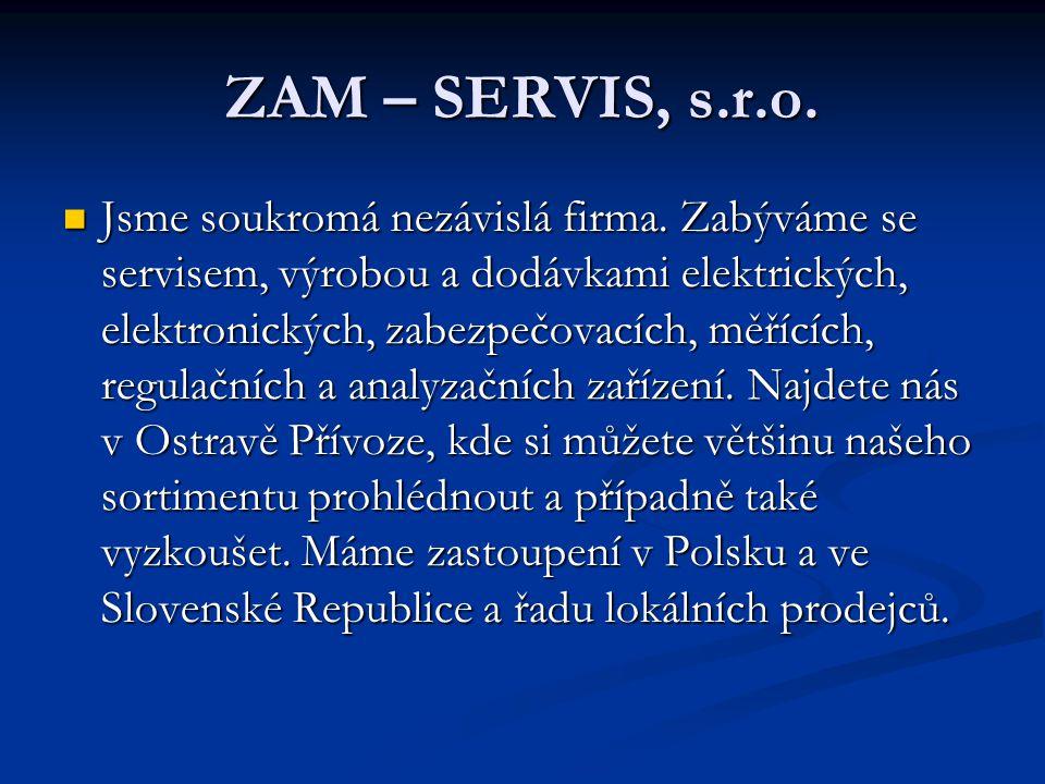 ZAM – SERVIS, s.r.o.