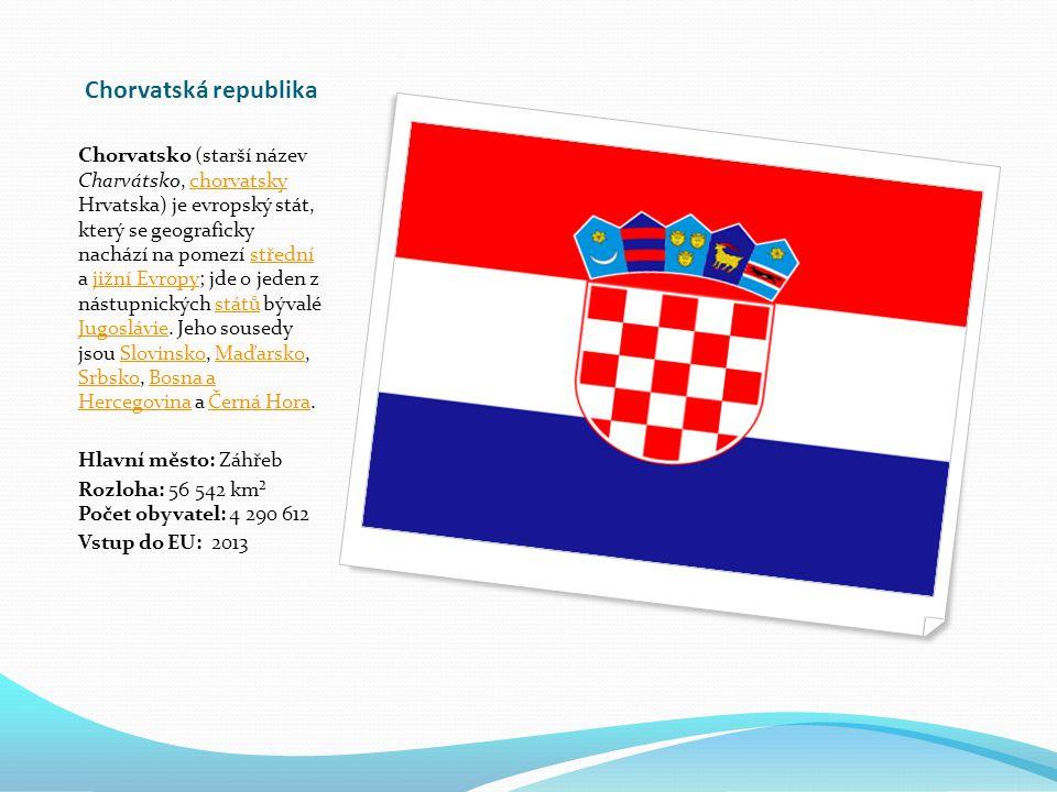 Chorvatská republika