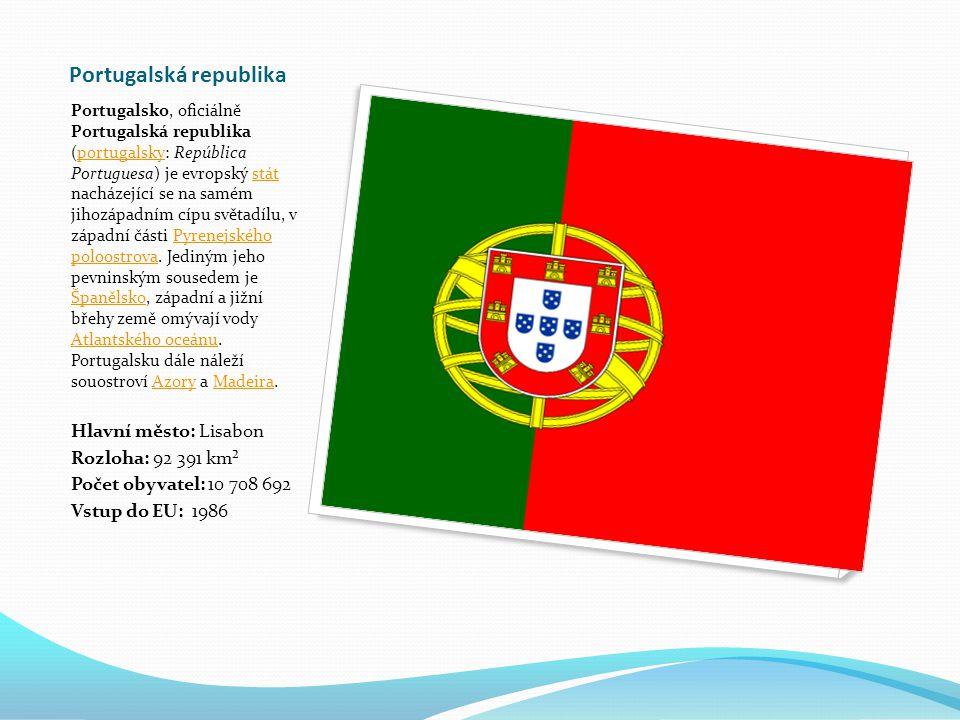 Portugalská republika