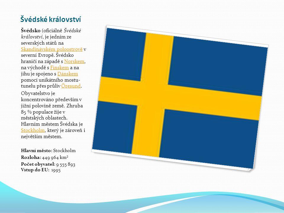 Švédské království