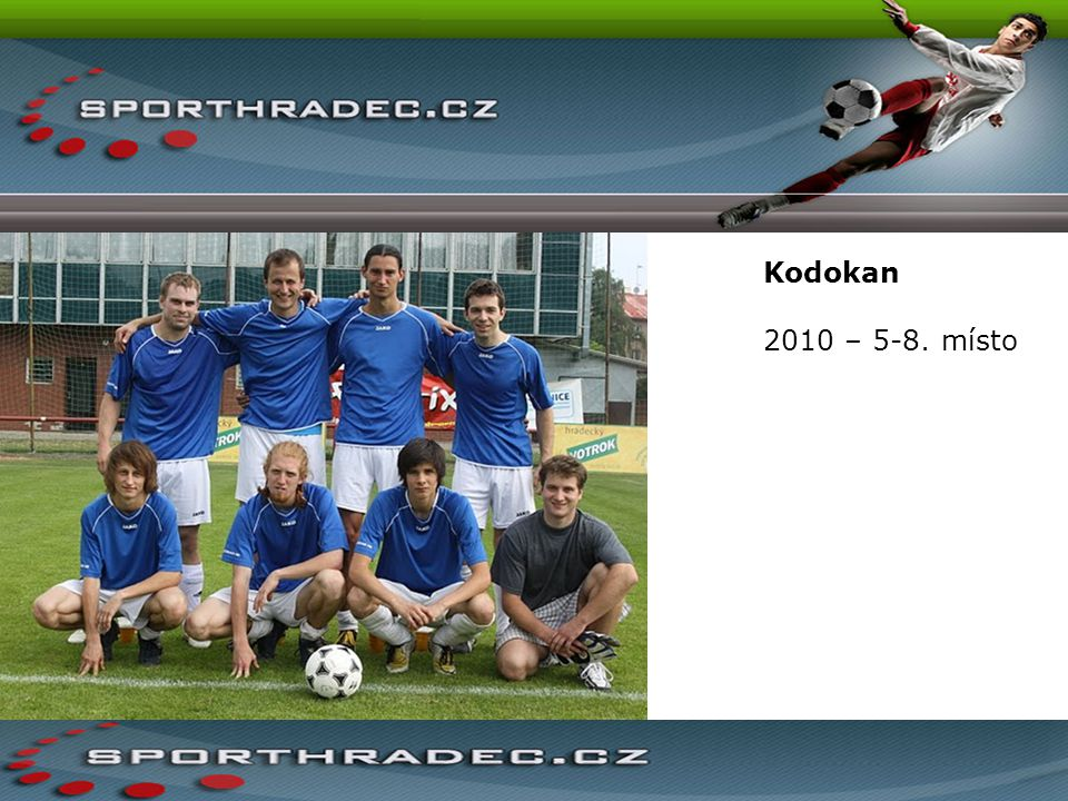 Kodokan 2010 – 5-8. místo