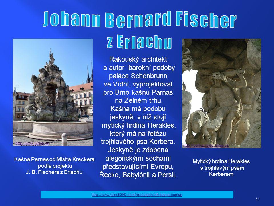 Johann Bernard Fischer