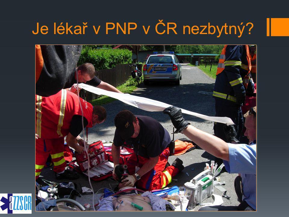 Je lékař v PNP v ČR nezbytný