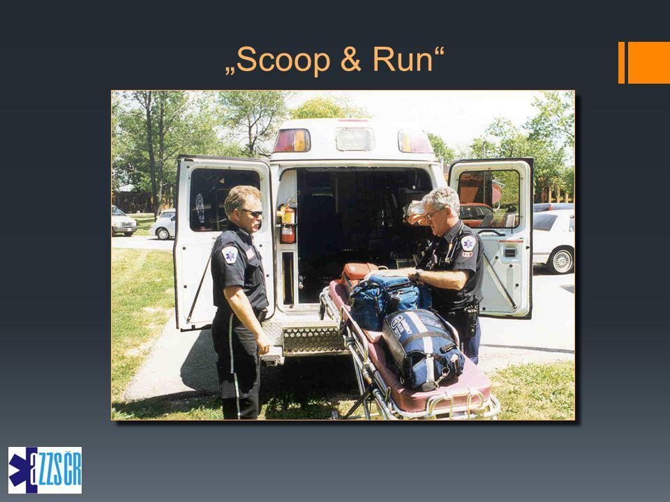 """""""Scoop & Run"""