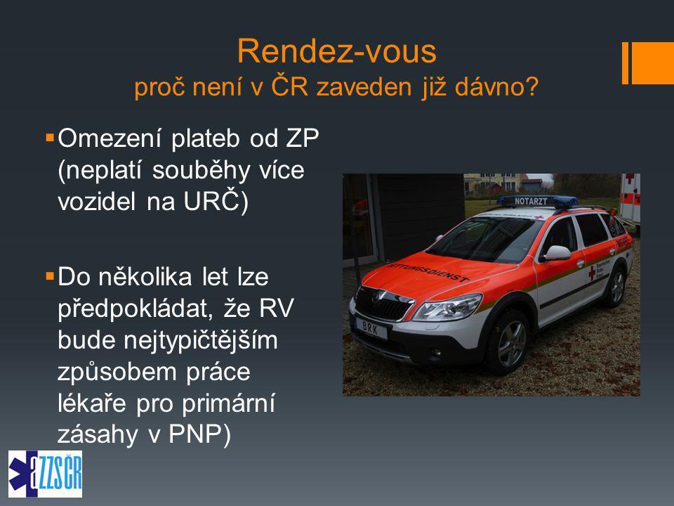 Rendez-vous proč není v ČR zaveden již dávno
