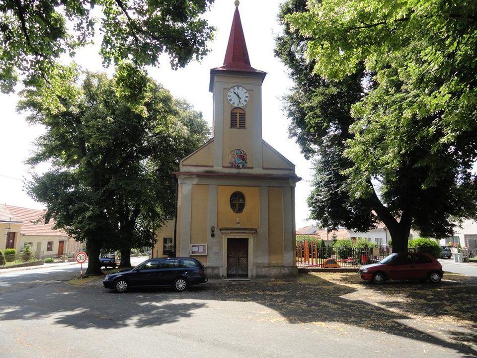 KAPLE svatého Floriána….na Bosonožském náměstí