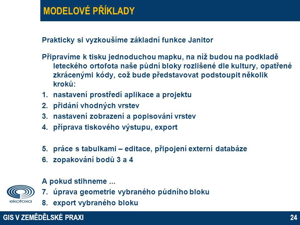 02 April 2017 EKOTOXA s.r.o. Opava 24 MODELOVÉ PŘÍKLADY