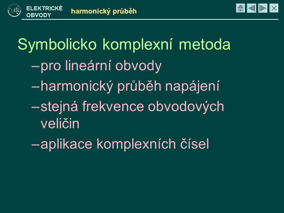 Symbolicko komplexní metoda