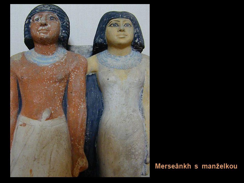 Merseânkh s manželkou
