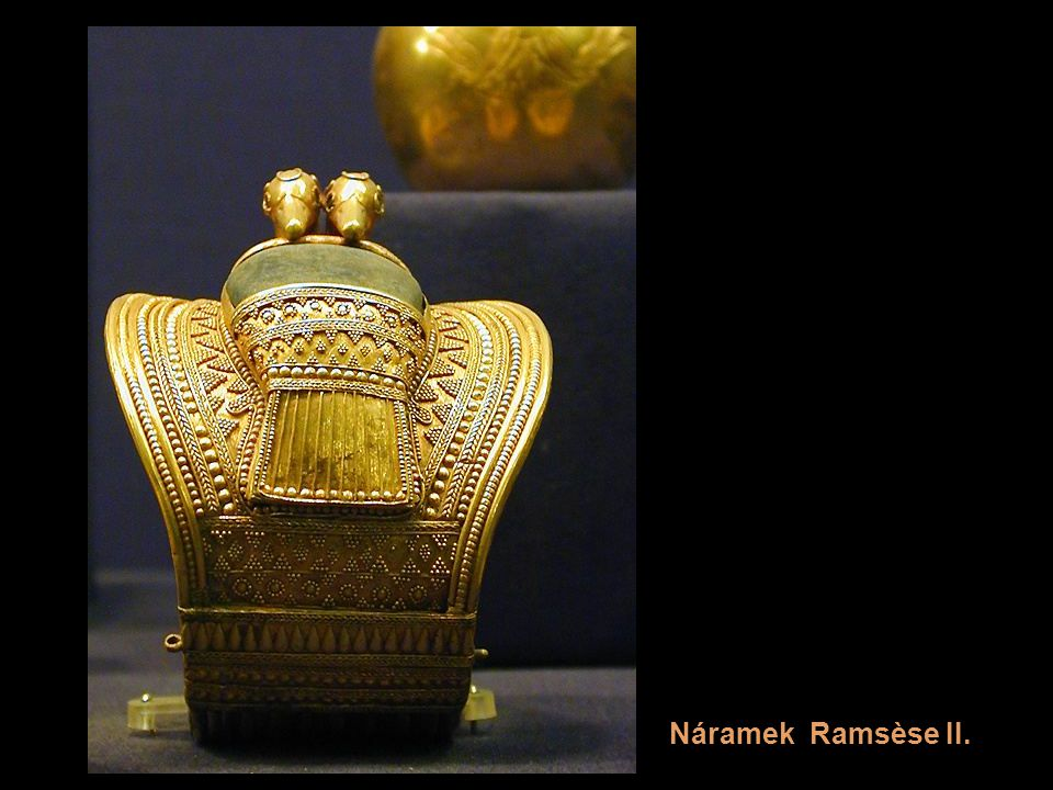 Náramek Ramsèse II.