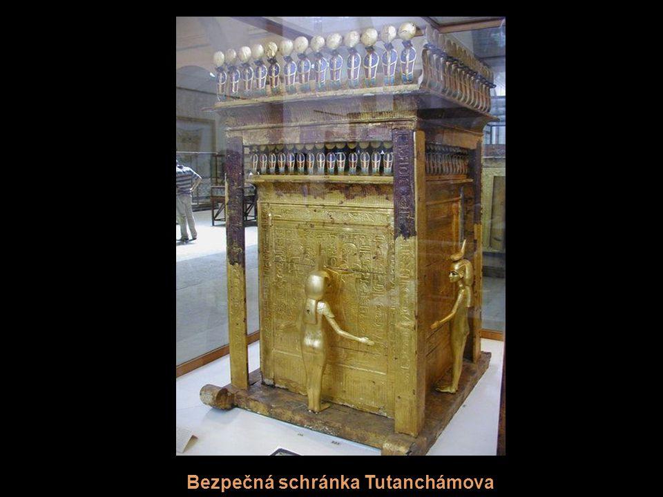 Bezpečná schránka Tutanchámova