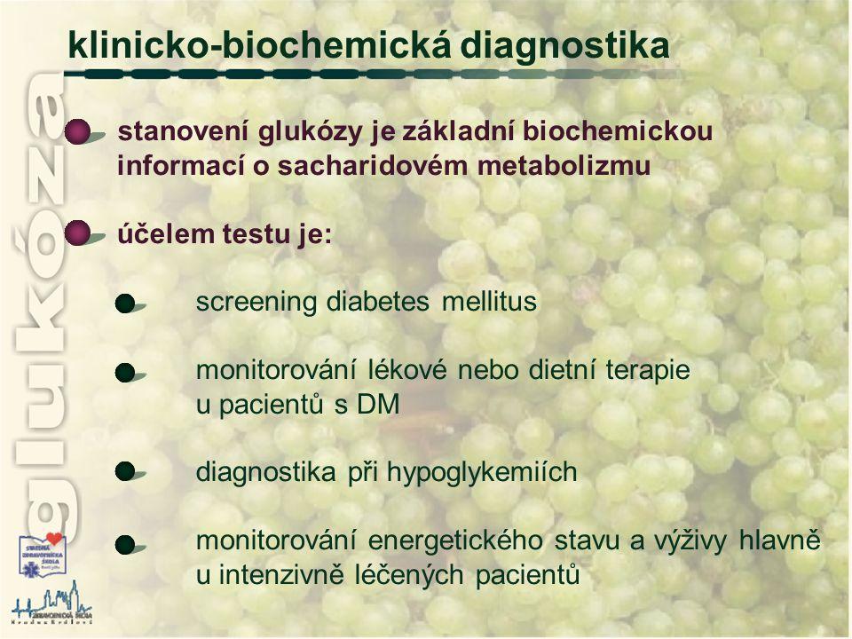 klinicko-biochemická diagnostika