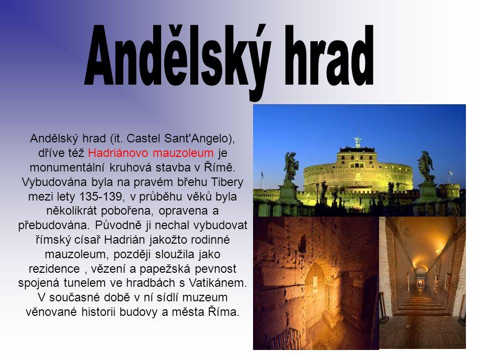 Andělský hrad