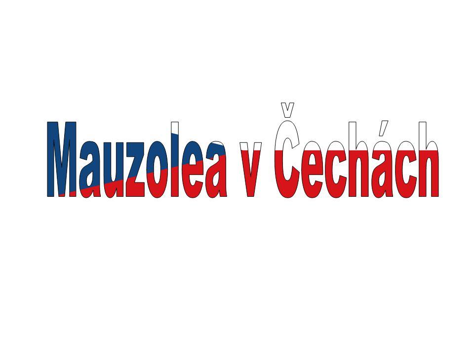 Mauzolea v Čechách