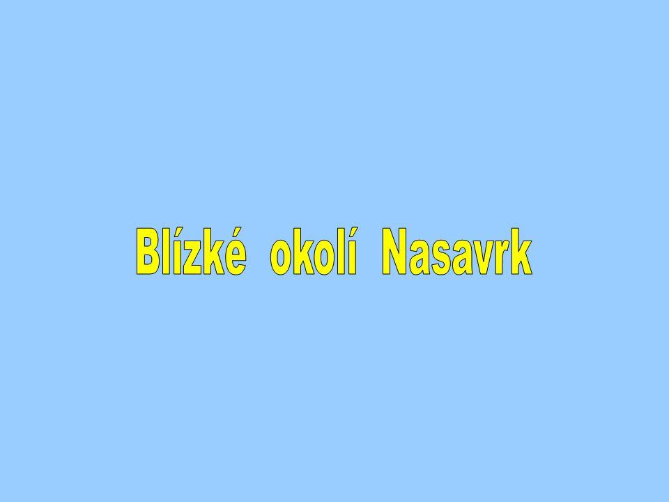 Blízké okolí Nasavrk