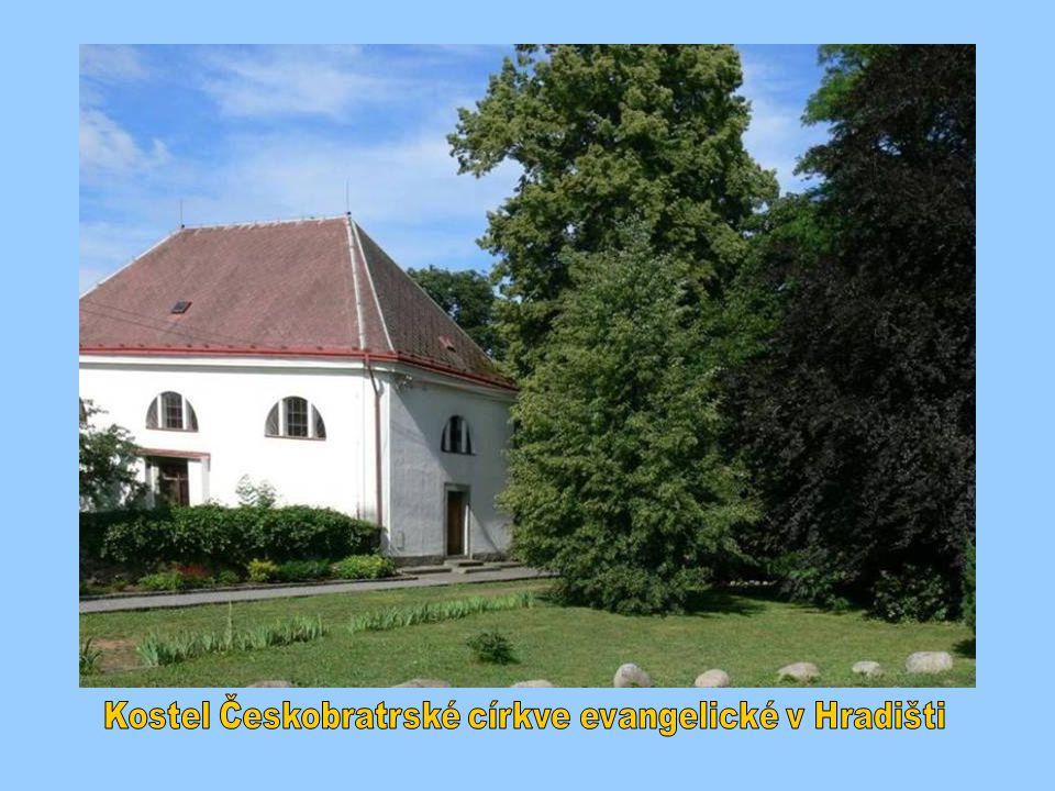 Kostel Českobratrské církve evangelické v Hradišti