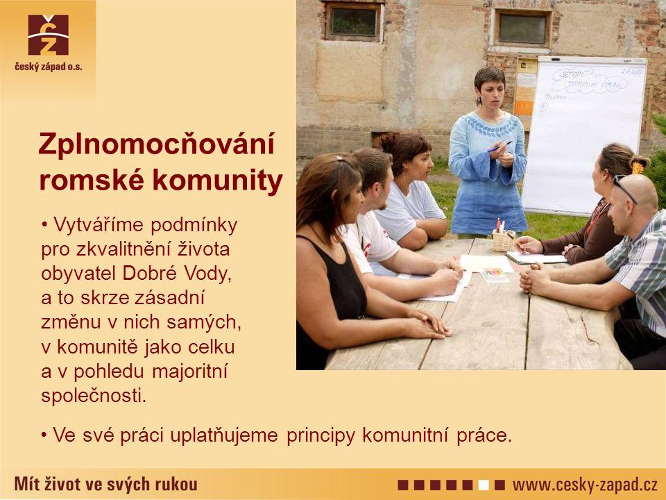 Zplnomocňování romské komunity