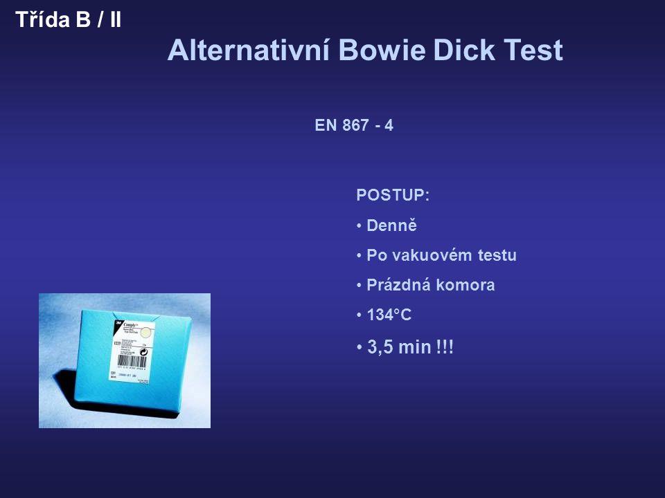 Alternativní Bowie Dick Test