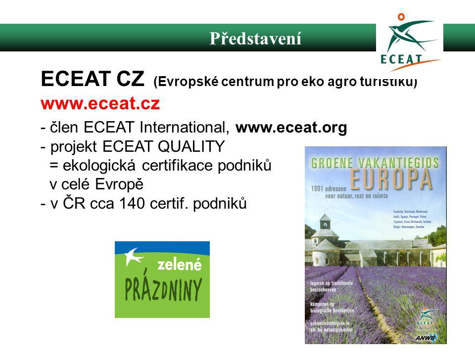ECEAT CZ (Evropské centrum pro eko agro turistiku)